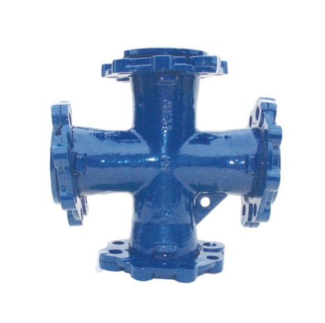 Lossing Flange Cross