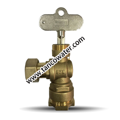 Water Meter Valve- INVIOLABLE